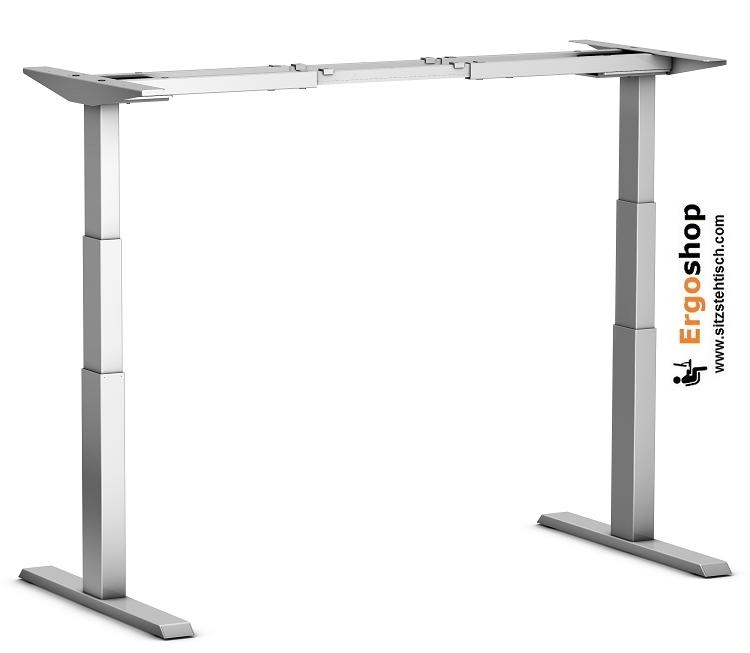 Steh-Sitz-Tischgestell 670 SLS elektrisch höhenverstellbar