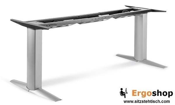 Schreibtischgestelle elektrisch höhenverstellbar