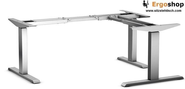 Winkelischgestell 671 SLS (90 Grad) elektrisch höhenverstellbar